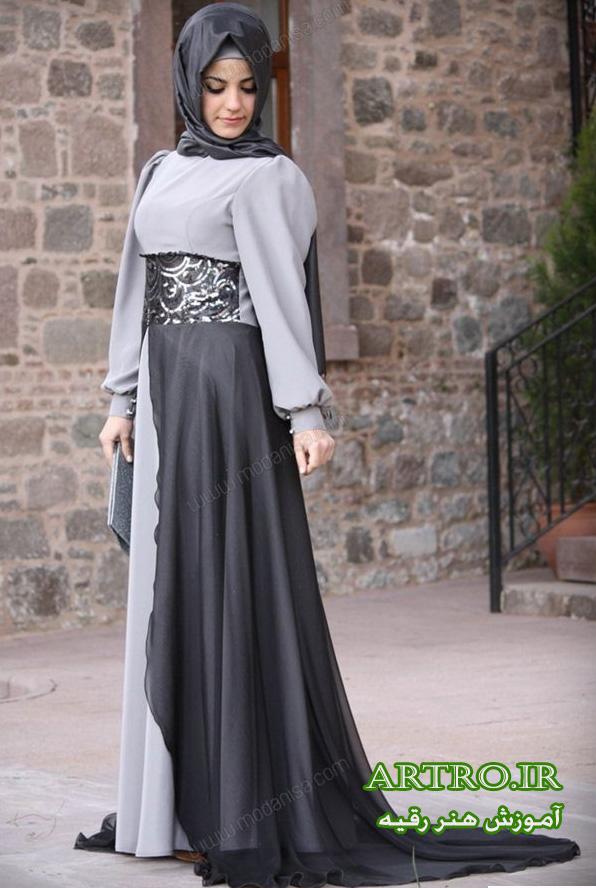 مدلهای لباس مجلسی بلند 97,