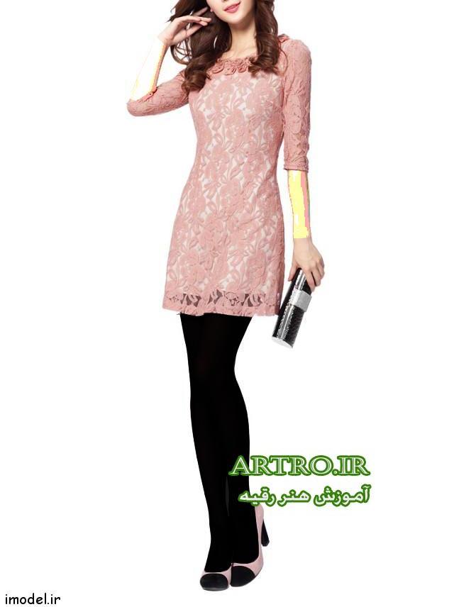 مدل پیراهن مجلسی دخترانه 2018,