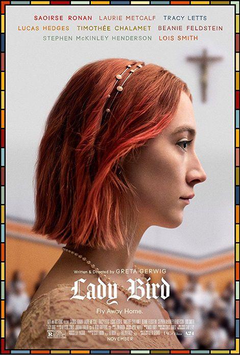 دانلود فیلم لیدی برد Lady Bird 2017 دوبله فارسی