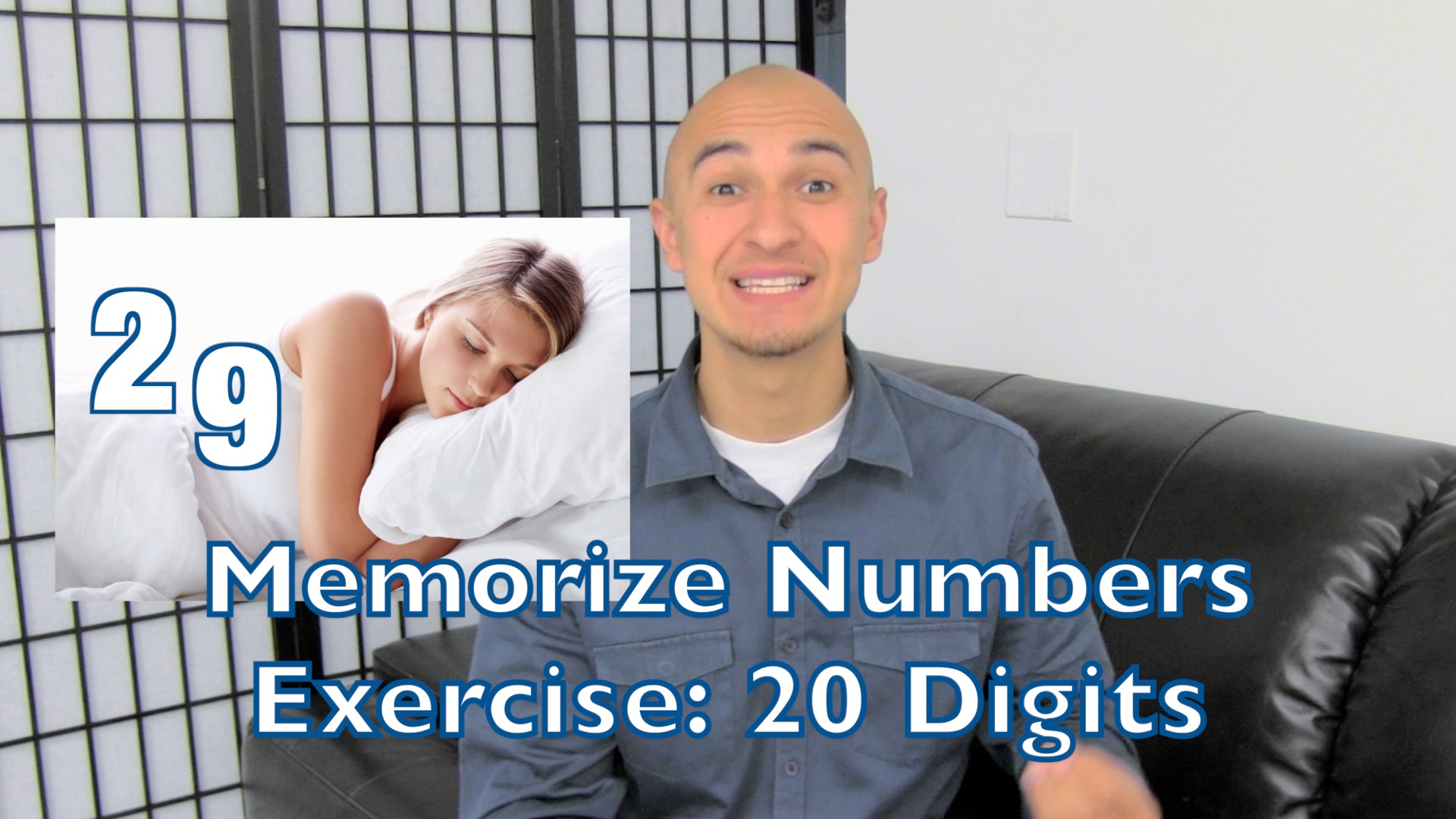 تمرین تقویت حافظه (حفظ اعداد )