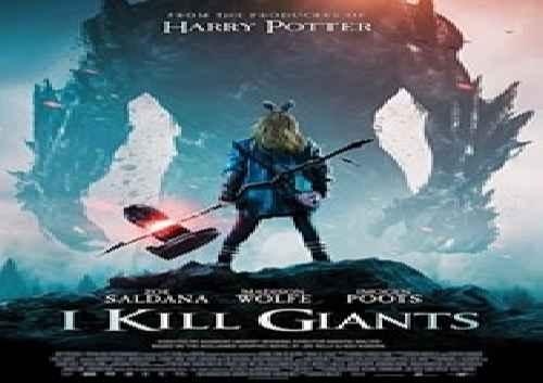 دانلود فیلم خارجی I Kill Giants 2017
