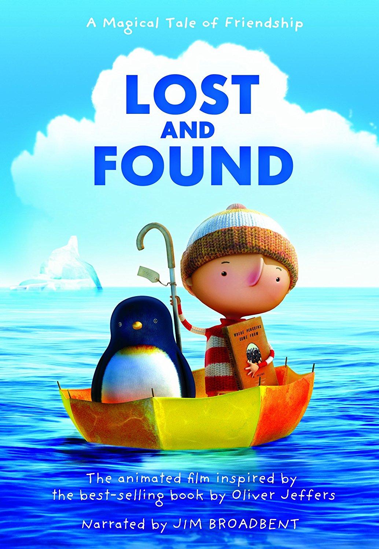 انیمیشن گمشده Lost and Found