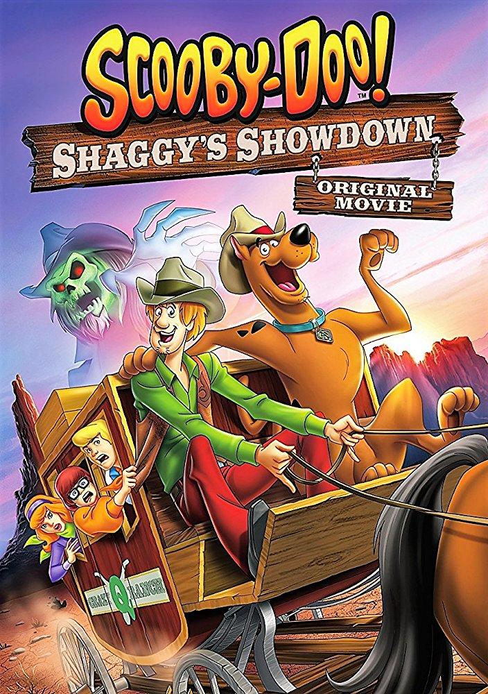 انیمیشن اسکوبی-دوو! مأموریت شاگی Scooby-Doo! Shaggy's Showdown