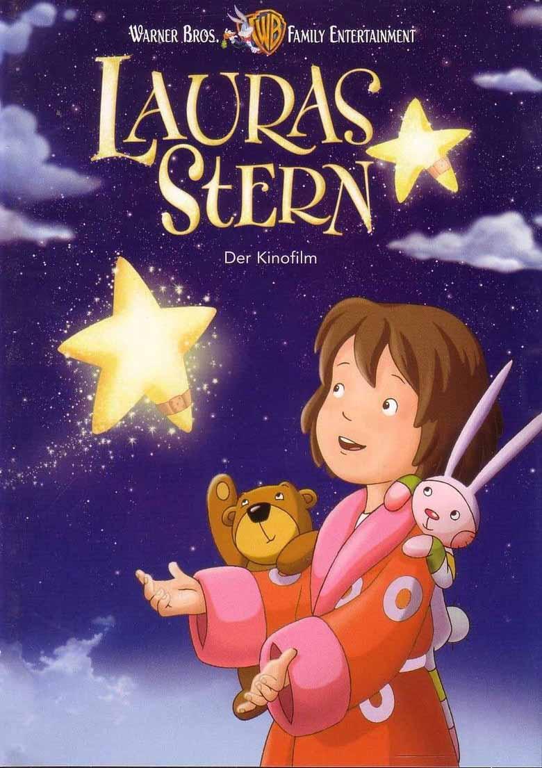 انیمیشن ستارهی لارا Laura's Star