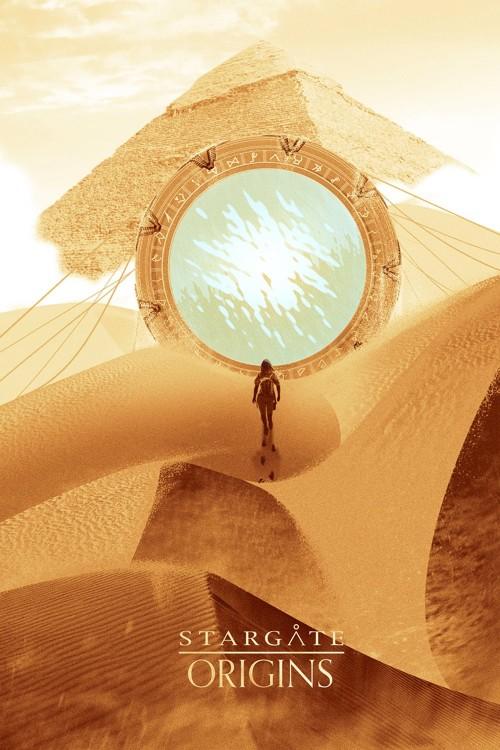 دانلود سریال Stargate: Origins