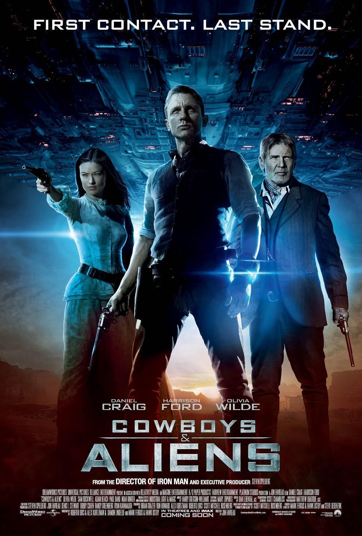 دانلود فیلم Cowboys and Aliens 2011