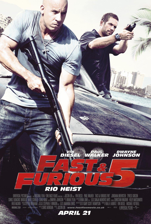 دانلود فیلم Fast Five 2011