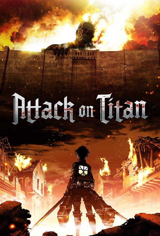 دانلود دوبله فارسی سریال نبرد با تایتان ها Attack on Titan