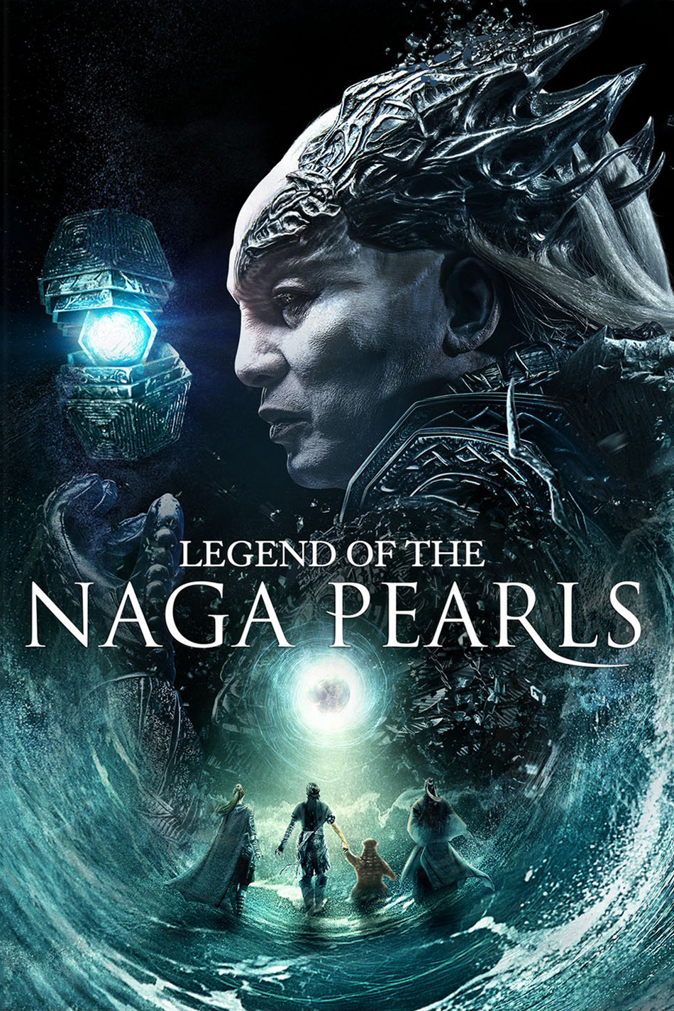 دانلود فیلم Legend Of The Naga Pearls 2017