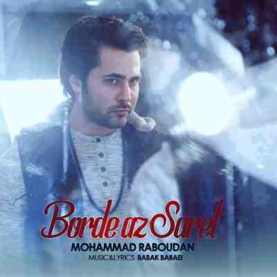 متن آهنگ برده از سرت از محمد رابودان