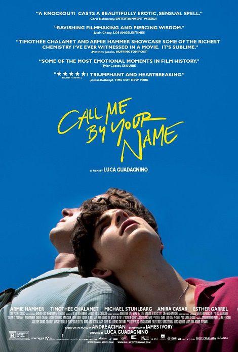 دانلود فیلم مرا با نامت صدا کن Call Me by Your Name 2017