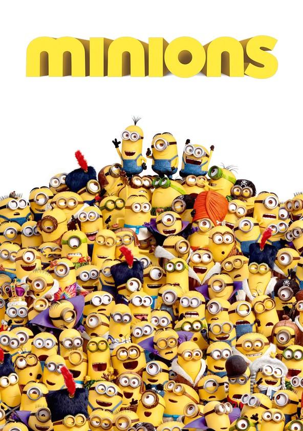 انیمیشن مینیون ها Minions