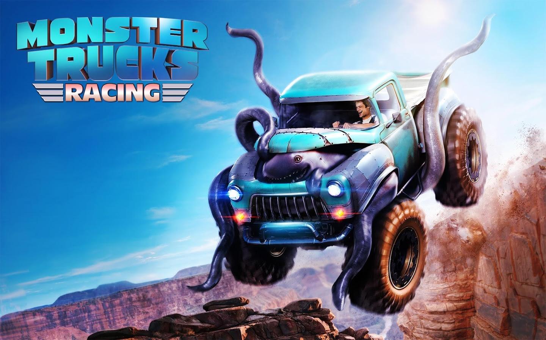 انیمیشن کامیونهای غولپیکر Monster Trucks
