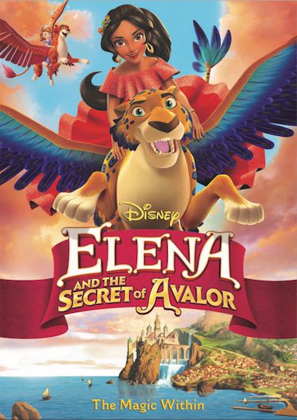 انیمیشن النا و راز آوالور 2016 Elena and the Secret of Avalor
