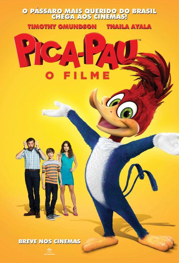 انیمیشن وودی دارکوب Woody Woodpecker