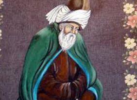 شعر هایی از مولانا