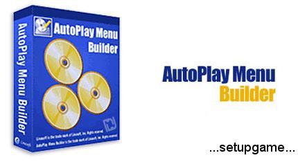 دانلود AutoPlay Menu Builder v8.0 Build 2458 - نرم افزار ساخت برنامه اتوران برای سی دی
