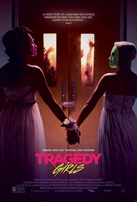 دانلود فیلم دختران تراژدی Tragedy Girls 2017