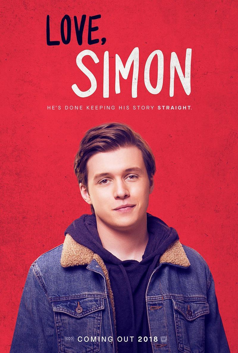 Love,%20Simon%202018.1 1 دانلود فیلم Love Simon 2018 : کیفیت ۴K UHD BluRay HDR با حجم ۵۷ گیگابایت اضافه شد