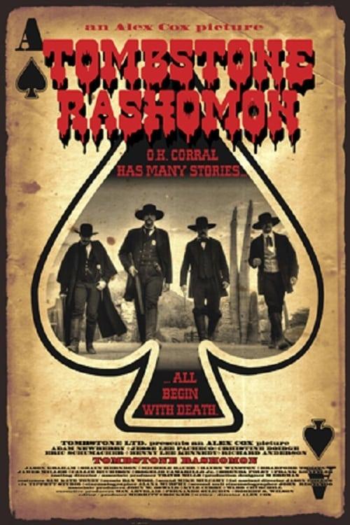 دانلود فیلم Tombstone-Rashomon 2017
