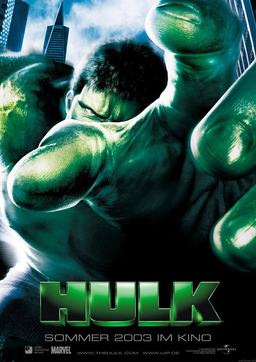 دانلود فیلم Hulk 2003