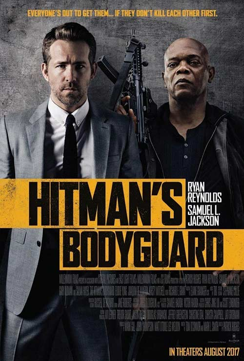 دانلود فیلم The Hitmans Bodyguard 2017