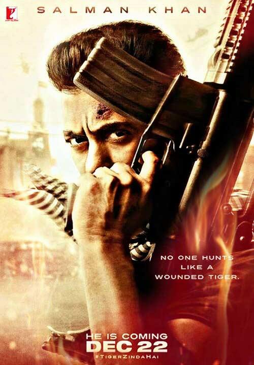 دانلود فیلم Tiger Zinda Hai 2017