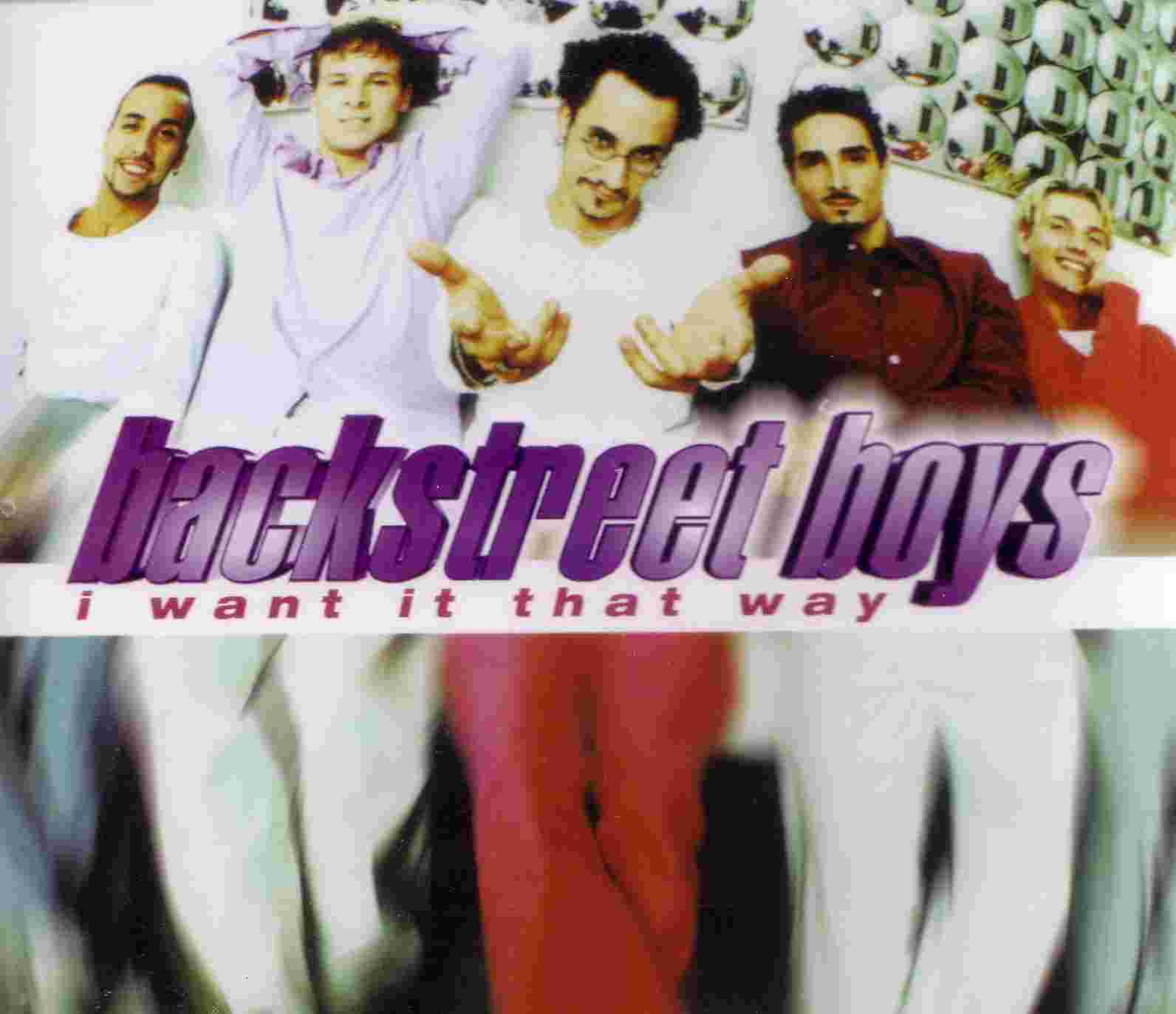 متن و ترجمه آهنگ I Want It That Way از Backstreet Boys