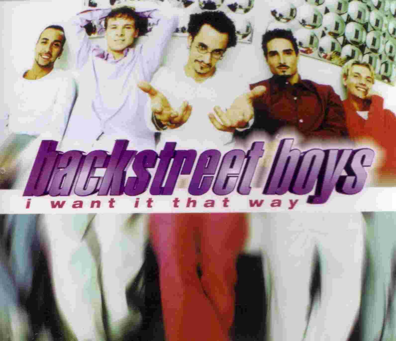 متن و ترجمه آهنگ I Want It That Way از Backstreet Boys