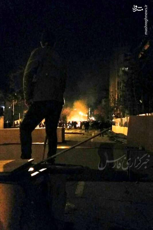 ⭕️ پایان آشوب دراویش آشوبگر در پاسداران تهران