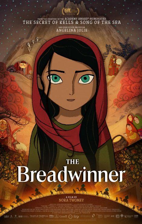 دانلود انیمیشن نان آور The Breadwinner 2017