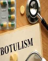 مقاله مسمومیت غذایی باکلستریدیوم بوتولینوم