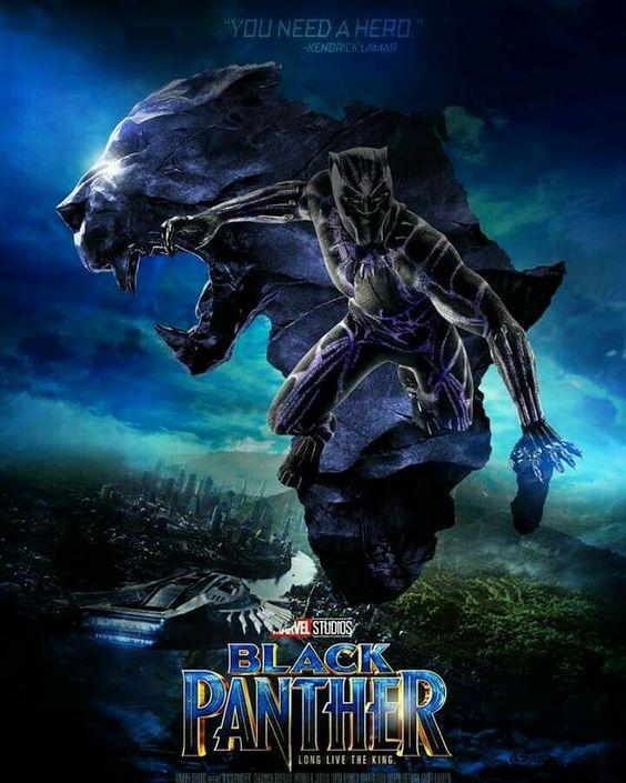دانلود فیلم پلنگ سیاه Black Panther 2018 با دوبله فارسی