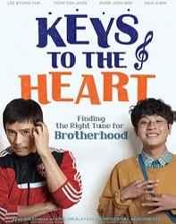 دانلود فیلم کره ای Keys To The Heart 2018