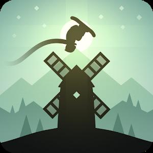دانلود رایگان بازی Alto's Adventure v1.6.1 - بازی ماجراجویی آلتو برای اندروید و آی او اس