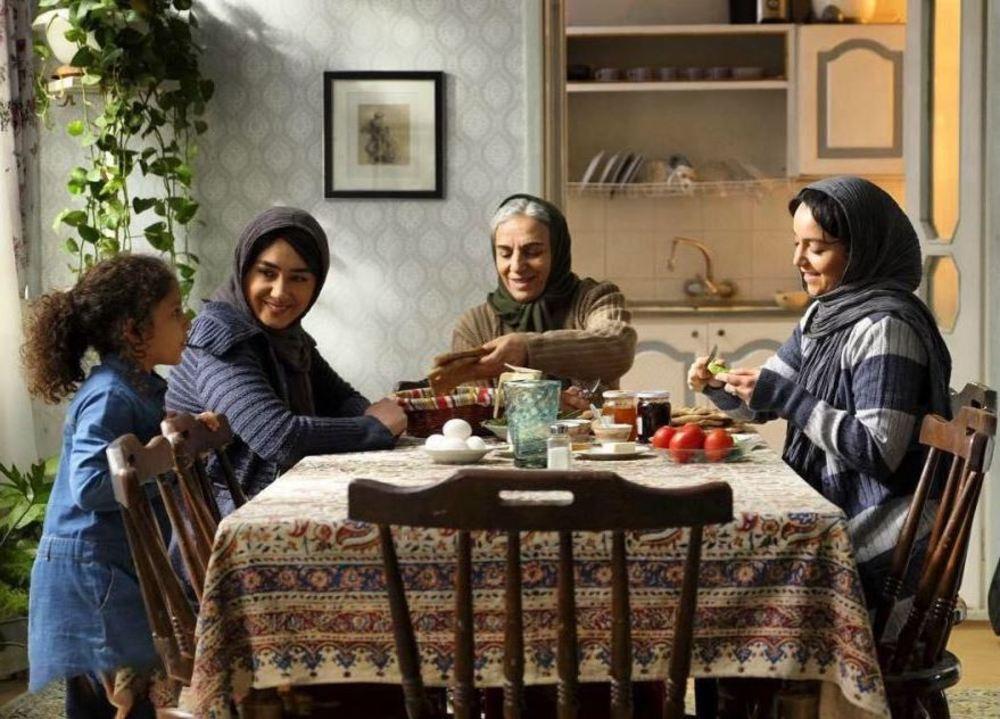 فیلم مادری با بازی هانیه توسلی