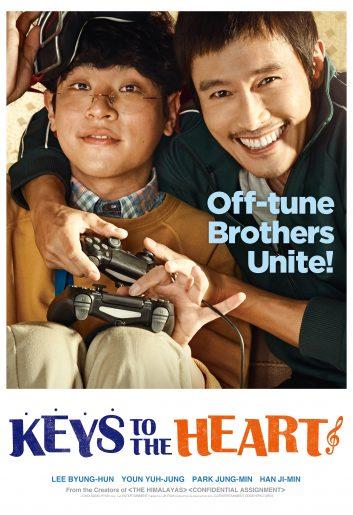 دانلود رایگان فیلم Keys To The Heart 2018