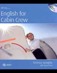 دانلود کتاب English for Cabin Crew به همراه فایل های صوتی