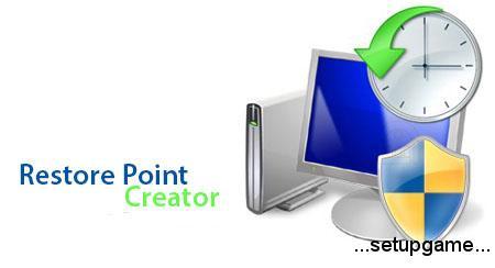 دانلود Restore Point Creator v7.0 Build 2 - نرم افزار مدیریت System Restore در ویندوز