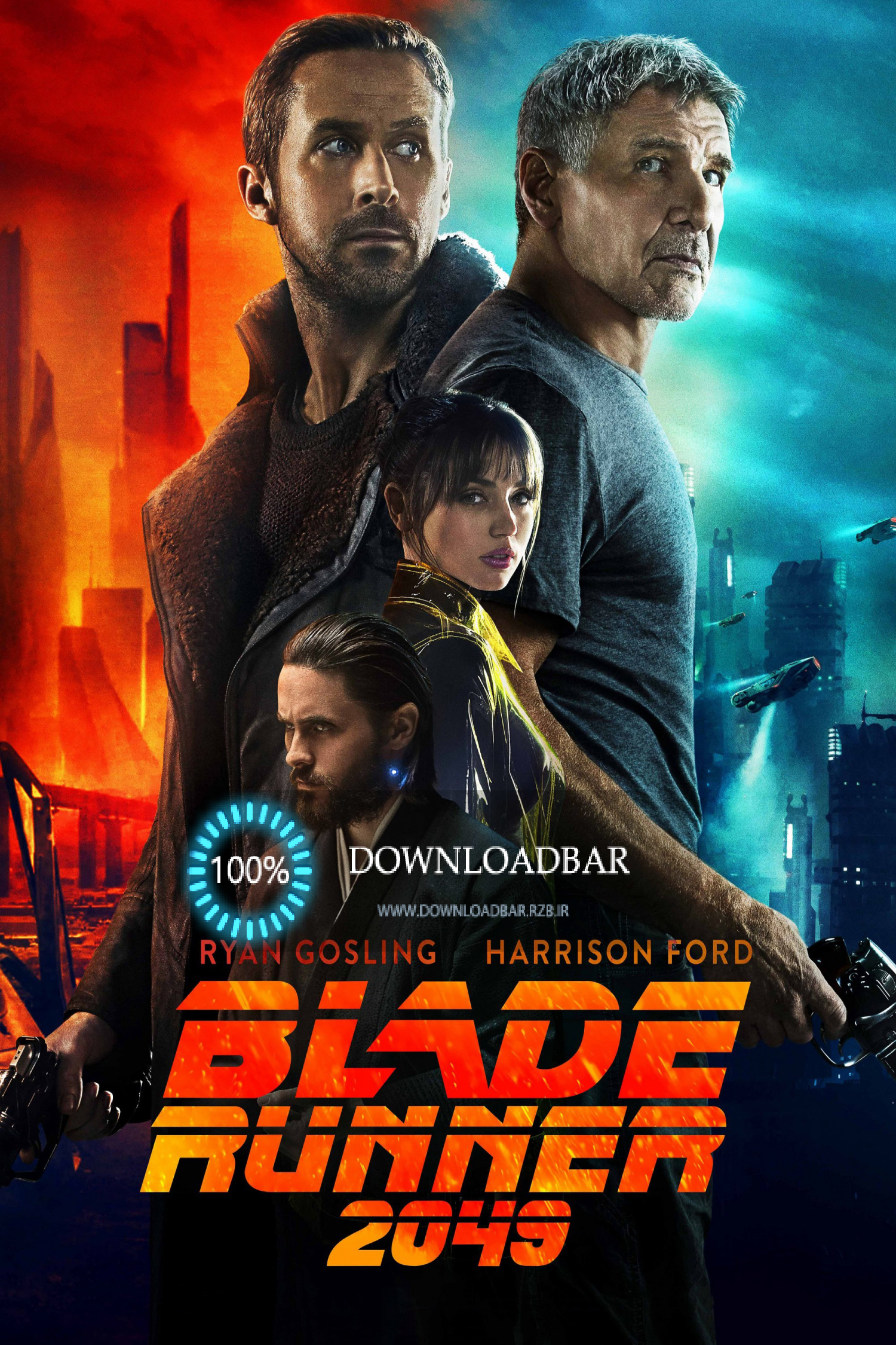 فیلم Blade Runner 2049 2017+دانلود