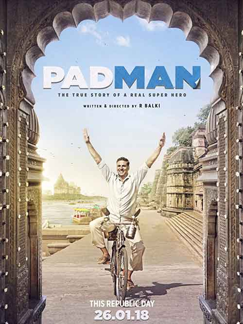 دانلود فیلم Padman 2018
