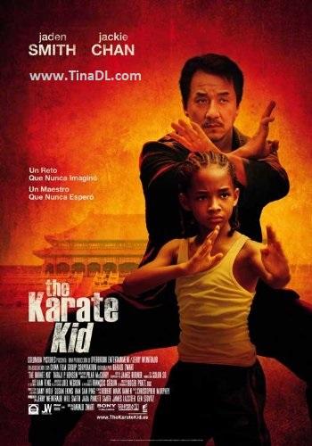 دانلود فیلم سینمایی پسر کاراته باز - دوبله فارسی