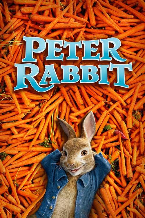 دانلود فیلم Peter Rabbit 2018