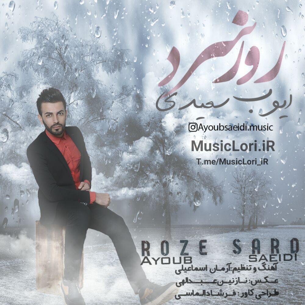 دانلود آهنگ بختیاری ایوب سعیدی  به نام روز سرد