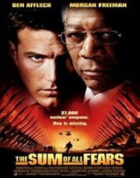 دانلود فیلم خارجی مجموع همه ترسها The Sum Of All Fears 2002