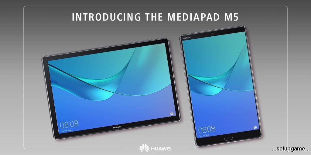 هواوی تبلتهای جدید MediaPad M5 و M5 Pro را معرفی کرد