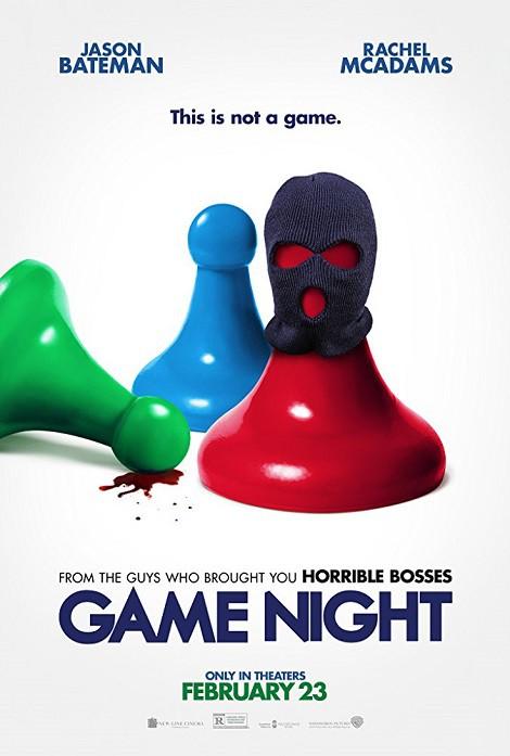 دانلود فیلم بازی شبانه Game Night 2018