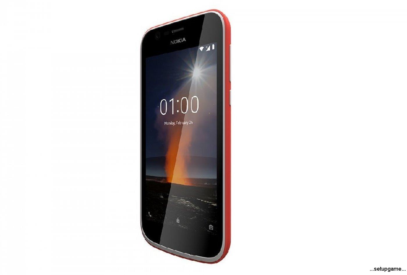 نوکیا 1: اولین گوشی مقرونبهصرفه نوکیا با اندروید Go