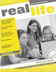 جواب تمارین کتاب کار Real Life Global Upper Intermediate Workbook