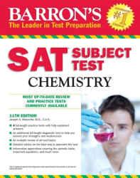 دانلود کتاب Barron's SAT Subject Test Chemistry